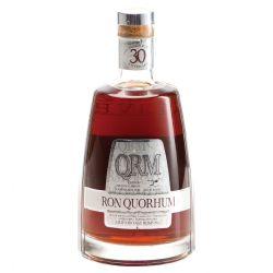 """Ron Quorhum 30 Aniversario - """"...måske verdens bedste rom til prisen..."""""""