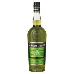 Chartreuse Verte 55 % - En balanceret smags-eksposion!