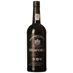 Delaforce Vintage Port 2000 - 90 p. Parker