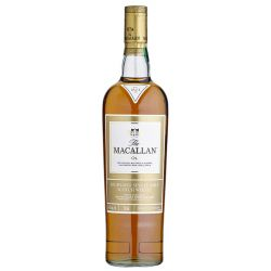 Macallan Gold, 9-15 år first fill med Sherry Finish