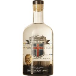 Icelandic Mountain Vodka - Destilleret syv gange!