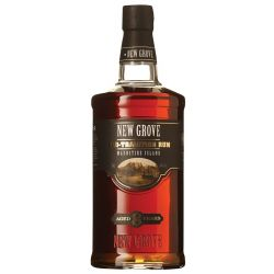 New Grove Old-tradition Rum - 8 years - Mauritius