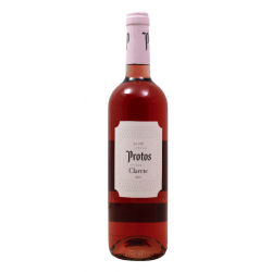 Protos Rosé, Ribera del Duero NYT FOTO- Samme Vin