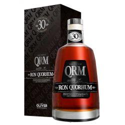 Ron Quorhum 30 Aniversario Cask Strength - 50 %