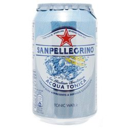 San Pellegrino Acqua Tonica, Tonic Water 330 ml.