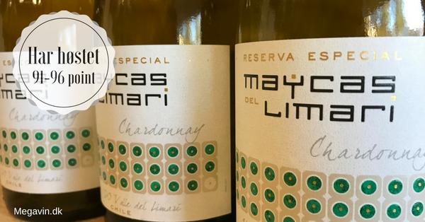 Maycas Limari Chardonnay